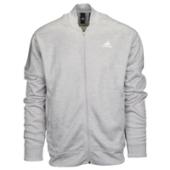 adidas Team Issue Full-Zip Fleece Jacket - Mens