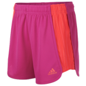 adidas The Block Mesh Shorts - Girls Preschool