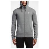 Nike Club Full Zip Fleece Hoodie - Mens