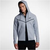 Nike Tech Fleece Full Zip Windrunner Jacket - Mens
