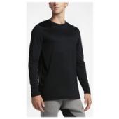Nike Modern Long Sleeve Knit Top - Mens