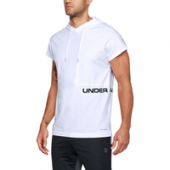 Under Armour Pursuit Short Sleeve Hooded T-Shirt - Mens