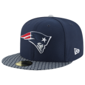 New Era NFL 59Fifty Sideline Cap - Mens