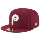 New Era MLB 59Fifty Cooperstown Wool Cap - Mens
