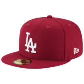 New Era MLB 59Fifty Basic Cap - Mens