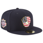 New Era MLB 59Fifty July 4th Cap - Mens