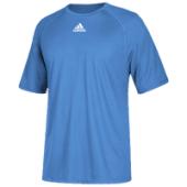 adidas Team Climalite Short Sleeve T-Shirt - Mens