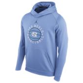 Nike College Pullover Hoop Hoodie - Mens