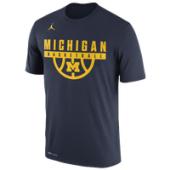 Jordan College Basketball Legend T-Shirt - Mens