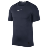 Nike Pro Fitted Short Sleeve Top - Mens