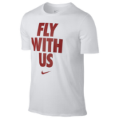 Nike Fly With Us T-Shirt - Mens