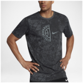 Nike Swoosh Arch T-Shirt - Mens