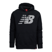 New Balance Essentials Reflective Pullover Hoodie - Mens