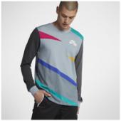 Nike Oversized Futura 90s Long Sleeve - Mens