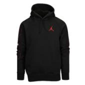 Jordan Retro 10 Flight Fleece Pullover Hoodie - Mens