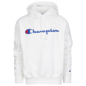 Champion Reverse Weave Graphic Fleece Hoodie - Mens