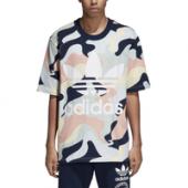 adidas Originals HZA AOP S/S T-Shirt - Mens