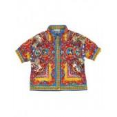 DOLCE & GABBANA  Patterned shirts & blouses  38690490OI