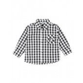 BIKKEMBERGS Checked shirt