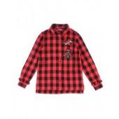 GAUDI Checked shirt