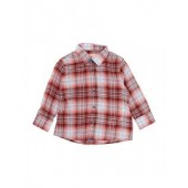 FRED MELLO Checked shirt