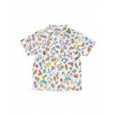 STELLA McCARTNEY KIDS Patterned shirt