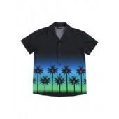 MARCELO BURLON Patterned shirt