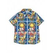 MOSCHINO Patterned shirt
