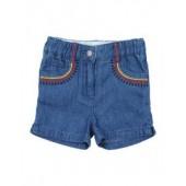 STELLA McCARTNEY KIDS  Denim shorts  42542211PD