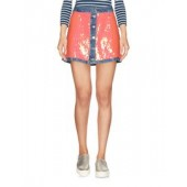 AU JOUR LE JOUR  Denim skirt  42552910KR