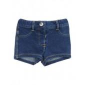 MONNALISA BEBE Denim shorts