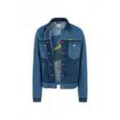 WRANGLER by PETER MAX  Denim jacket  42601062RC