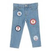 STELLA McCARTNEY KIDS STELLA McCARTNEY KIDS Denim pants 42680983PU