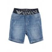 ARMANI JUNIOR ARMANI JUNIOR Denim shorts 42693404FH