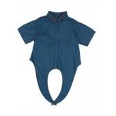 SILVIAN HEACH Denim shirt