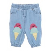STELLA McCARTNEY KIDS Denim pants