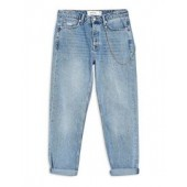 Light Wash Original Chain Jeans