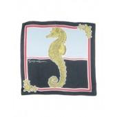 ARMANI JUNIOR Square scarf