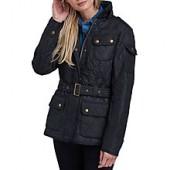 Barbour International Tourer Polar Quilted Jacket, Black