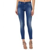 Miss Selfridge Sofia Ultra Soft Jeans, Mid Wash