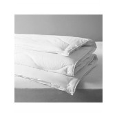 John Lewis & Partners Synthetic Soft Touch Washable Duvet, 11.5 Tog (4.5 + 7 Tog) All Seasons