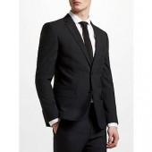 Kin by John Lewis Slim Fit Suit Jacket, Black
