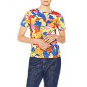PS Paul Smith Camo Print T-Shirt, Multi