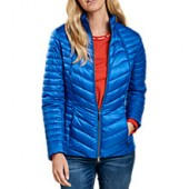Barbour Lighthouse Quilted Jacket, Victoria Blue