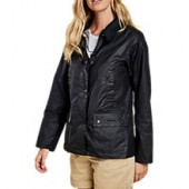 Barbour Lightweight Acorn Waxed Jacket, Royal Navy