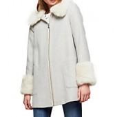 Miss Selfridge Swing Duffle Coat