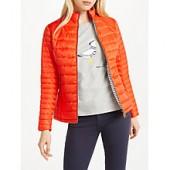 Barbour Tayport Padded Jacket, Signal Orange