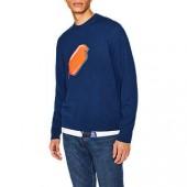 PS Paul Smith Lollipop Sweatshirt, Blue