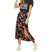 Miss Selfridge Arabella Midi Skirt, Black
