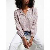 Boden Maya Top, Pink Frosting